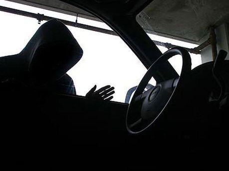 Викрадення авта