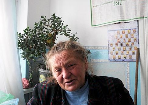 Мать Ярослава Мазурка