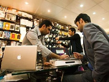 Магазин в Тегеране