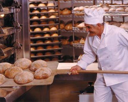 Испечение хлеба