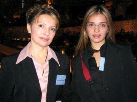 Юлія Тимошенко з донькою