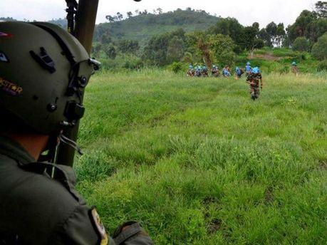 У Конго українські миротворці взяли участь у військових діях (Фото)
