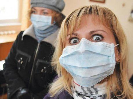 Мільйон хворих на грип