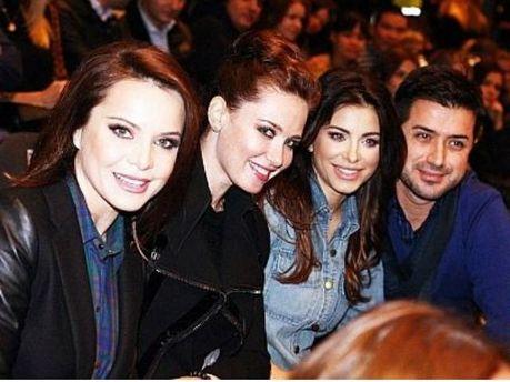 Українські зірки відвідали концерт Дженніфер Лопес (Фото)