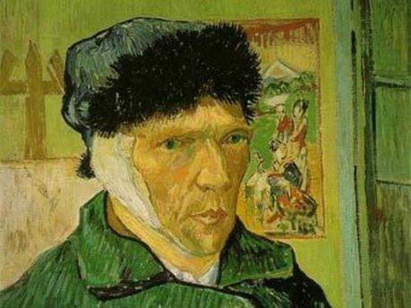 Вінсент Ван Гог. Автопортрет
