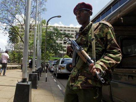 Поліція Кенії