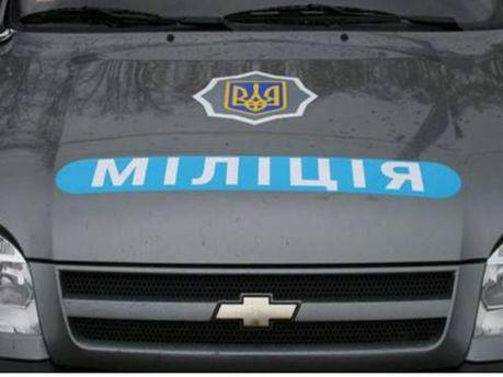 Міліцейське авто