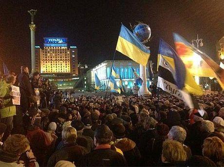 Майдан Незалежності у Києві