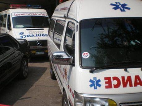 8 украинцев все еще в больнице