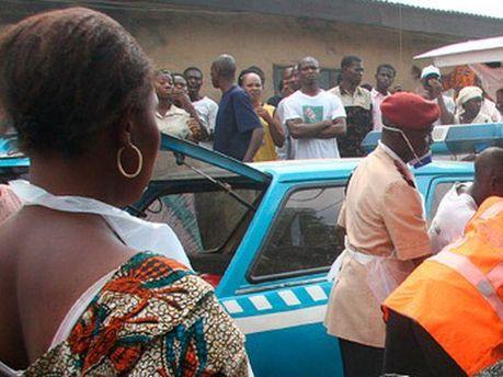 Вибух в Нігерії