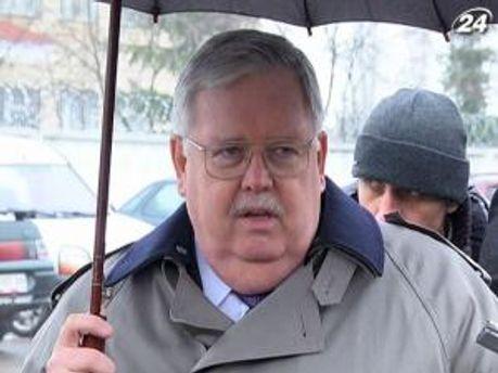 Надзвичайний і Повноважний Посол США в Україні Джон Теффт