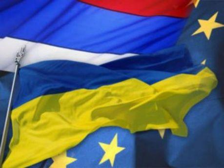 Украина-ЕС-Таможенный союз