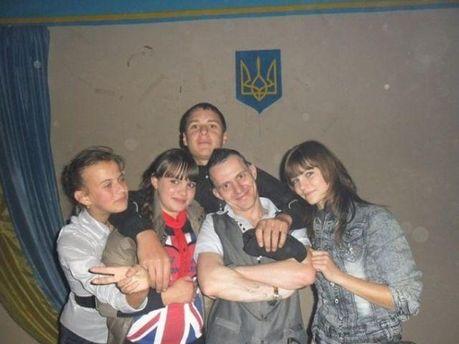 Шкільна дискотека
