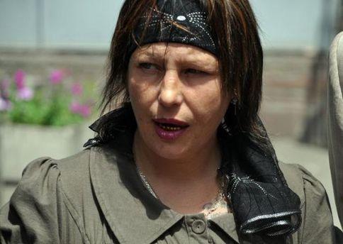Мама Оксани Макар