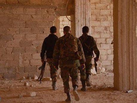 Події у Сирії