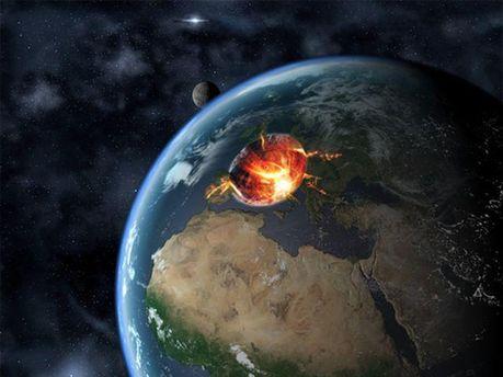 Кінець світу. Ілюстрація