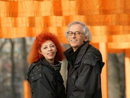 Христо Явашев с женой