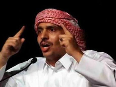 Мухаммад аль-Аджамі. Скріншот зі сайту YouTube