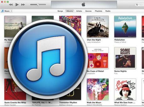 Нова іконка iTunes