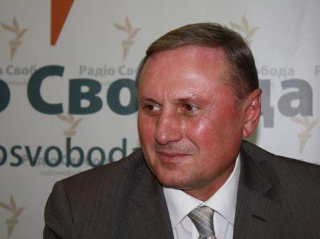 Єфремов знову голова фракції Партії регіонів у Раді