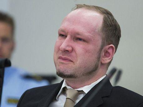 Андерс Брейвик