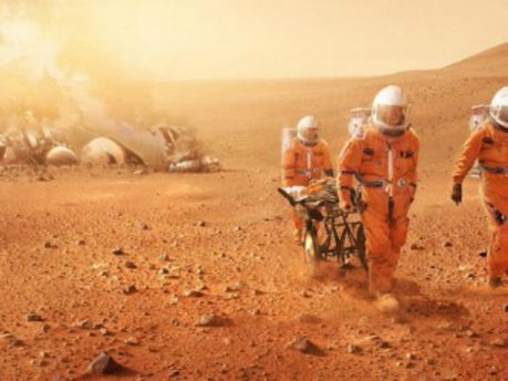 Експедиція на Марсі