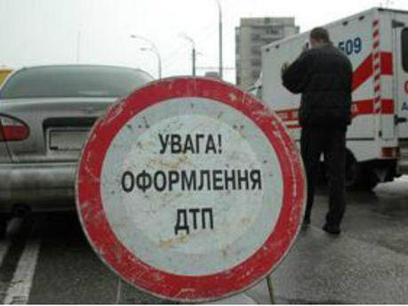 В аварії на Миколаївщині постраждали 2 людини (Відео)