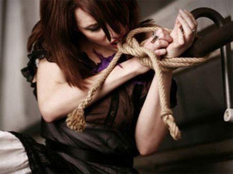Торгівля людьми