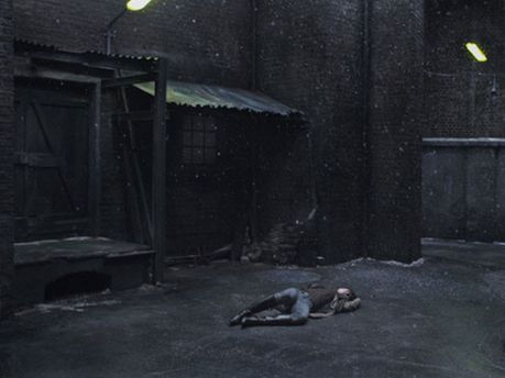 Кадр з фільму Трієра
