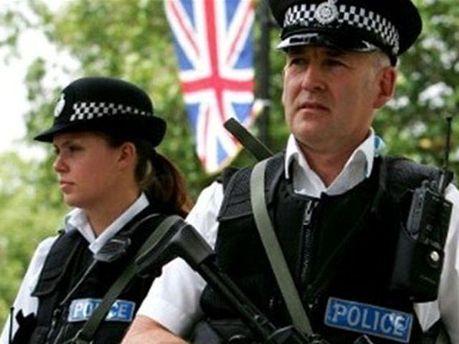 Британські поліцейські