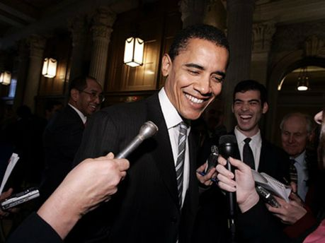 Барак Обама