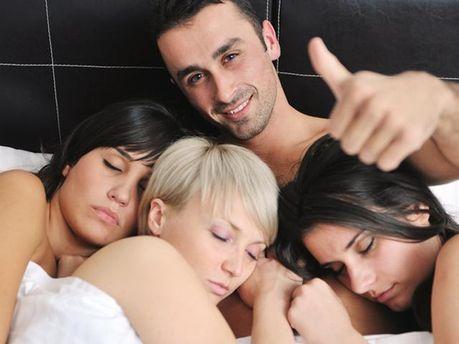 0% мужчин мечтают о другой