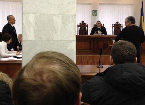 Засідання суду у справі щодо вбивства Щербаня