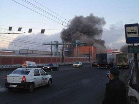 Метеорит в Челябінську