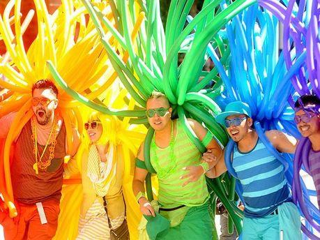 Представители ЛГБТ-сообщества