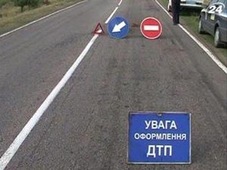 На Миколаївщині багатотонна вантажівка потрапила у ДТП (Відео)