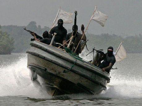 Нігерійські пірати