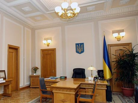 Кабінет голови ВР