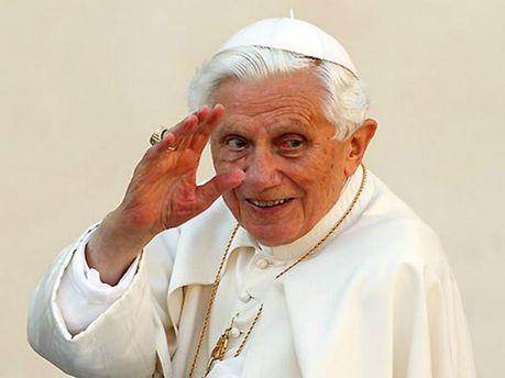 Бенедикт XVI