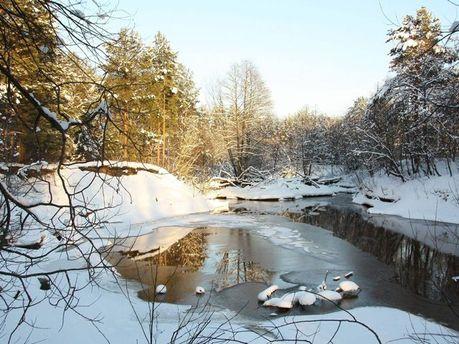 В Украине преимущественно сухая погода