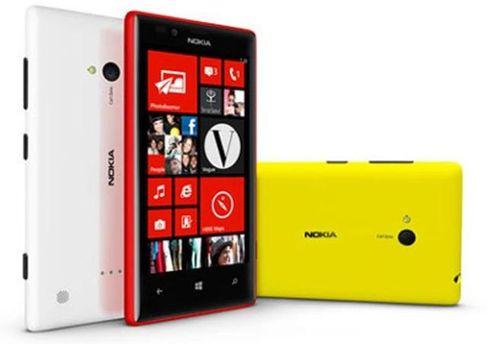 Смартфон Lumia 720
