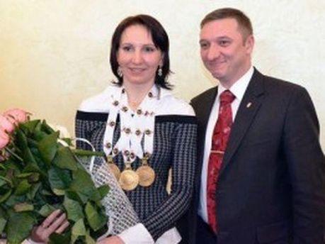 Елена Пидгрушная и Алексей Кайда