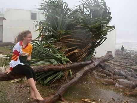 Циклон в Австралії