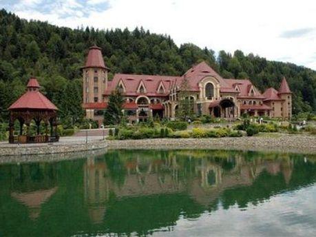 Резиденция президента Виктора Януковича