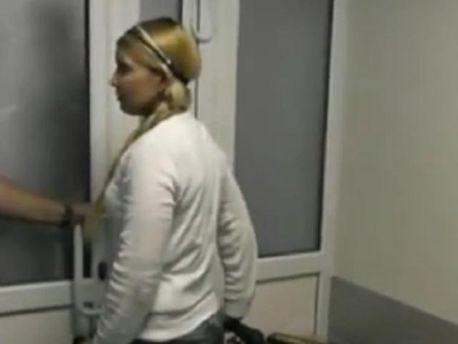Тимошенко в лікарні