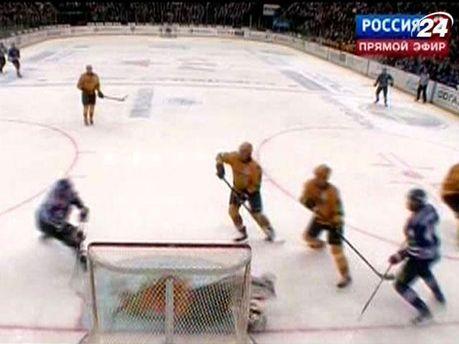 Хокей. Кубок Гагаріна