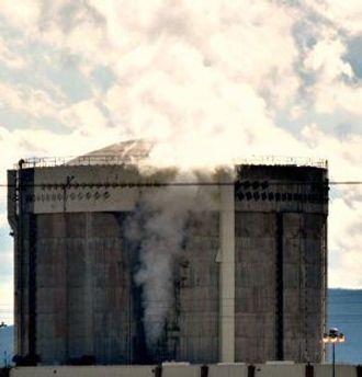 Пожар на реакторе