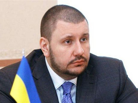 Александр Клименко - министр доходов и сборов