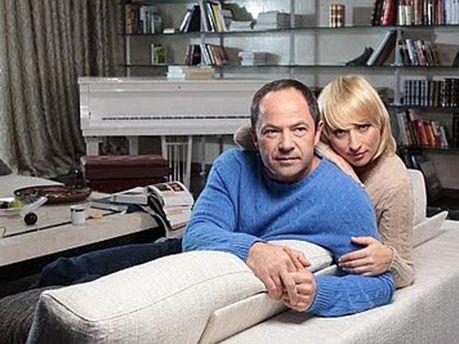 Сергій та Вікторія Тігіпко