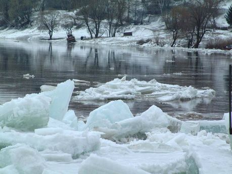Річка Західній Буг